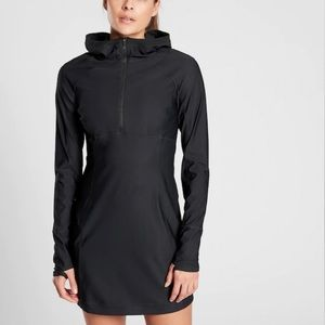 Athlete Black Dress Cover Up. NWT